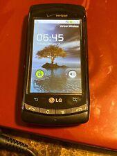 LG Ally - VS740 - Black - (Verizon Wireless) Smartphone - WORKS GREAT
