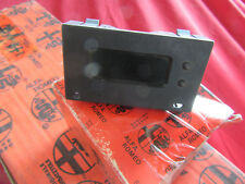 ORIGINALE ALFA ROMEO 145/146 BOXER orologio Borletti 5895575 NUOVO