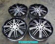 "JDM 19"" WORK VARIANZA Wheels Rims 5x114.3 VIP Lexus GS LS M35 M45 TL RL ACCORD"
