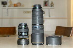 tokina lenses 28-70 & 100-300 for nikon
