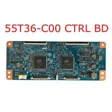 55T36-C00 CTRL BD Logic Board for TV Replacement Board Original T-con Card