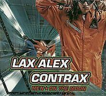 Men on the Moon von Lax Alex Contrax | CD | Zustand gut