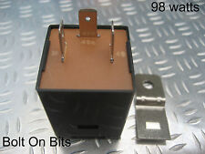 3 Pin Bulb Flasher Relay BMW 3 Series E36 & E46 Saloon, Coupe, Estate 1991-2005
