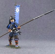 Medieval Japanese Samurai 1/32 Hand Painted Figurines Toy Soldiers 54mm Metal