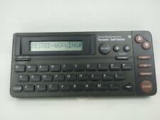 Texas Instruments RR-2 Thesaurus & Spell Checker Black Vintage '90's