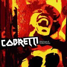 Cobretti - Black Eyes & Broken Bones CD COMEBACK KID IN MY EYES ENDPOINT