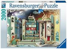 RAVENSBURGER PUZZLE*2000 TEILE*NOVEL AVENUE*RARITÄT*OVP