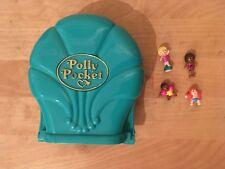 1995 Polly Pocket Vintage Lot Splash 'n Slide Water Park Bluebird Toys COMPLETE