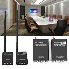 2.4 GHz Wireless HDMI AV Sender Audio Video Trasmettitore e Ricevitore ST5