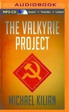 The Valkyrie Project by Michael Kilian (2016, MP3 CD, Unabridged)