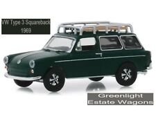 VW Type 3 Squareback  1969  Estate Wagons Serie 4  1:64  OVP  NEU