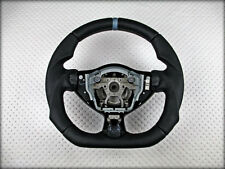 custom INFINITI 2008-15 FX30 FX35 37 50 QX70 Flat bottom Thumbs Steering Wheel