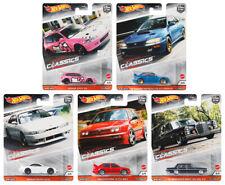 Modern Classics Set 2020 Car Culture 5 Modellautos 1:64 Hot Wheels FPY86 - 979S