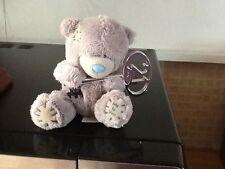 Me To You 4 & A Half Inch Grey Happy 21st Birthday Key Beanie Bear