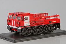 Fire crawler artillery tractor ATS-59G SSM3008 1:43 Start Scale Models