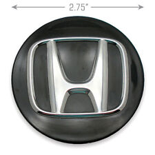 Honda Center Cap Hubcap OEM Honda Accord Civic CRV 44742-TR3-A01 Black Wheel OEM