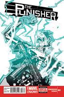 The Punisher #3 Marvel Comics 1st Print 2014 unread NM