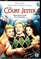 The COURT JESTER (1955) DANNY KAYE CLASSIC COMEDY DVD NEW & SEALED (2016)