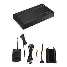 "3.5"" USB 2.0 HDD Hard Drive Mobile Disk Sata SSD 4TB External Enclosure Case"