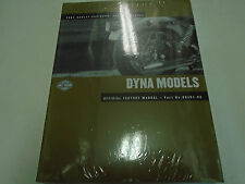 2002 Harley Davidson DYNA MODELS Service Repair Shop Manual Factory x NEW
