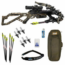 Excalibur Micro 340 Td Hunter Package with Explore Takedown Soft Case - New