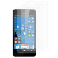 Lot/ Pack Films D'ecran Protecteurs Protection Pour Microsoft Nokia Lumia 550