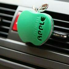 Lovely apple car perfume  green  window fruit home air fresh