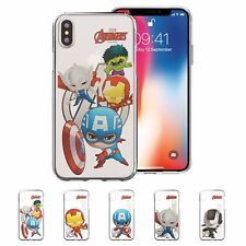 Disney Mini Clear Jelly Cover for iPhone 12 11 Pro XS Max mini XR SE 8 7 Case