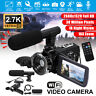Digital Camera WiFi Camcorder Full HD 1520P Vlog 30MP 16X Zoom 3.0 Night Vision