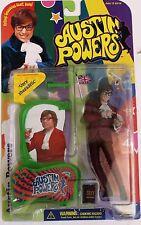 McFarlane Toys Austin Powers series Austin Powers action figure, Brand New!