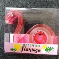 Flamingo Style Plastic Tape Despenser One Roll Tape
