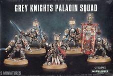 Terminator Squad Grey Knights Paladins Warhammer 40K Nib Flipside