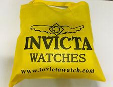 2x .  INVICTA Watch Beach Bag / Shopping Bag  New