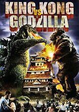 BRAND NEW DVD // King Kong vs Godzilla // 1963 HORROR   CLASSIC!! // 91 MINUTES