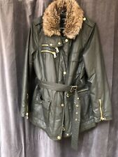 Next  Barbour Style Jacket