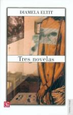 Tierra Firme: Tres Novelas by Eltit Diamela (2004, Paperback)