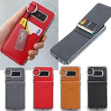 Guardful Pocket Ring Bumper Case for LG G8 G7 / LG V50 V40 / LG Q6 Q6+