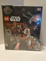 Lego Star Wars Collection 10 Books & Limited Edition Minifigure Sealed Boxed Set