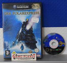 Der Polarexpress Nintendo GameCube 2004 THQ Nordpol OVP und Anleitung Einkaufgp