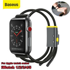 Baseus 38/40/42/44mm Sports Watch Strap For Apple Watch Strap Series 5/4/3/2/1