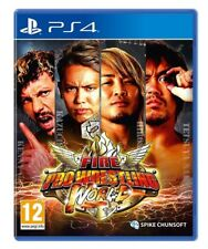 FIRE PRO WRESTLING WORLD PS4 GIOCO WWE PLAYSTATION 4 MULTILINGUE ITALIANO NUOVO