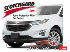 2019 Chevrolet Equinox 3M Pro Series Clear Bra Deluxe Paint Protection Kit