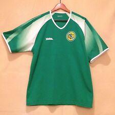 Men's Soccer Jersey by Xara # 17, size US men L