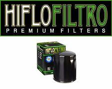 HIFLO FILTRO DE ACEITE BLACK HARLEY DAVIDSON XL1200X SPORTSTER CUARENTA Y OCHO