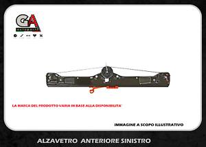 Alzavetro Fiat Grande Punto Evo Alzacristalli Elettrico Anteriore Sinistro Sx