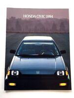 2002 Honda Civic Si Original 22-page Sales Car Brochure Catalog