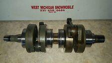 2000 2001 Arctic Cat ZR Sno Pro 440 Crankshaft crank cross country good 3005-725