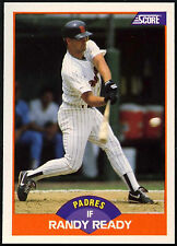 Randy Ready, Padres #426 Score 1989 Baseball Card (C380)