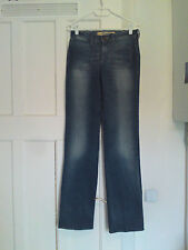 Wrangler Blue Jeans High Waist Schlaghose W28 L34