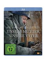 2 Blu-rays * UNSERE MÜTTER , UNSERE VÄTER # NEU OVP ^